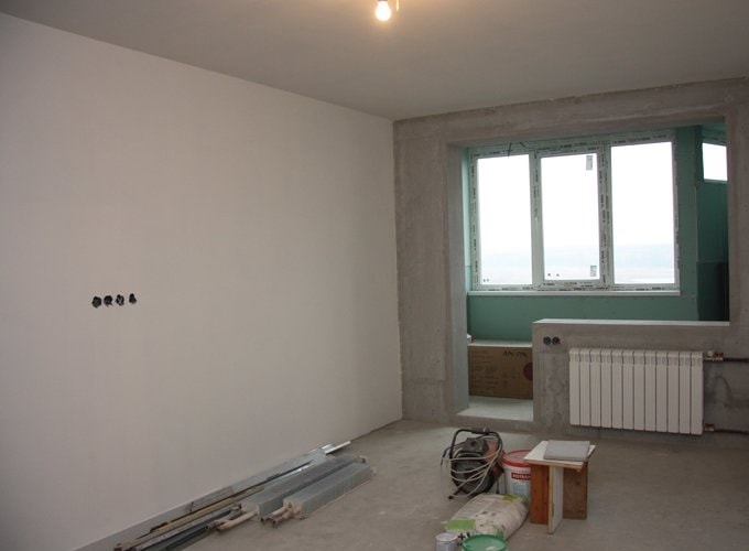 ремонт квартир в железнодорожном в новостройке недорого с материалами