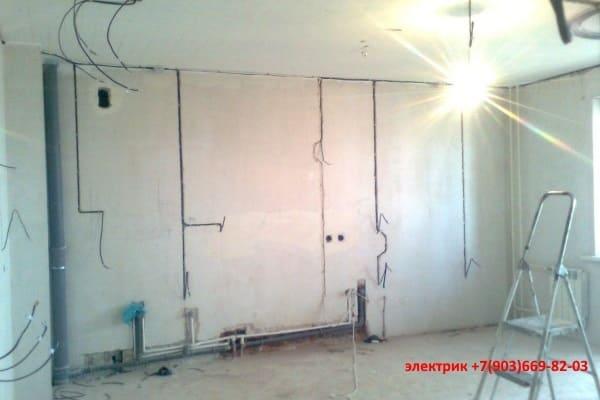 Электрик в Быково вызвать на дом