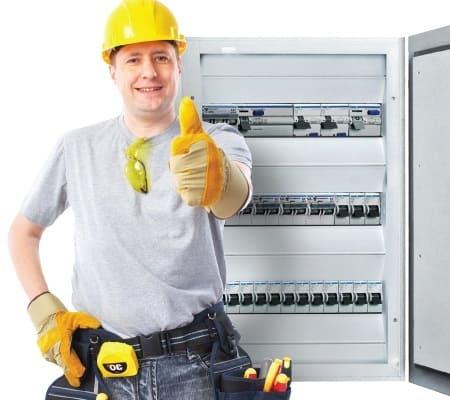 услуги электрика расценки