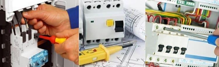 Услуги электрика в Ногинске